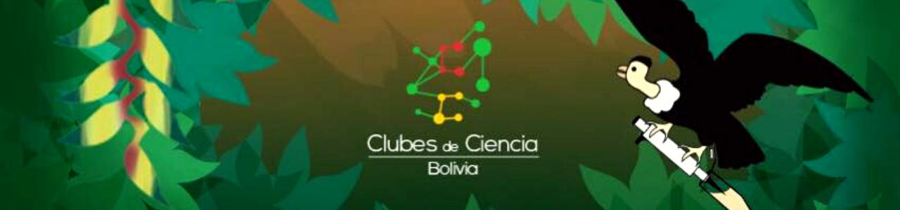Clubes de Ciencia Bolivia