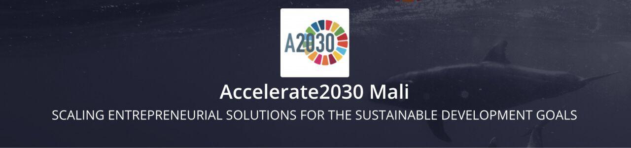 Accelerate2030 Mali