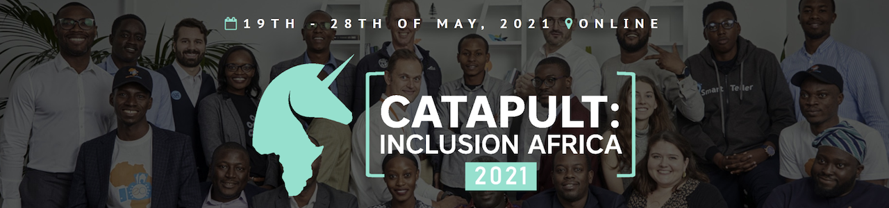 CATAPULT: Inclusion Africa 2021