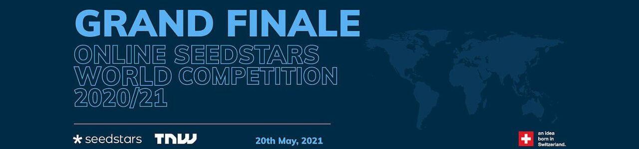 Grand Finale: Online Seedstars World Competition 2020/21