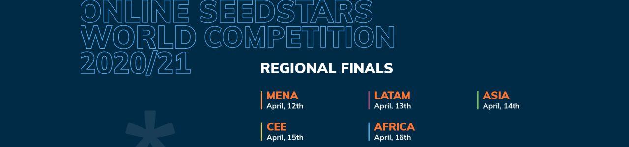 Seedstars world regional finals