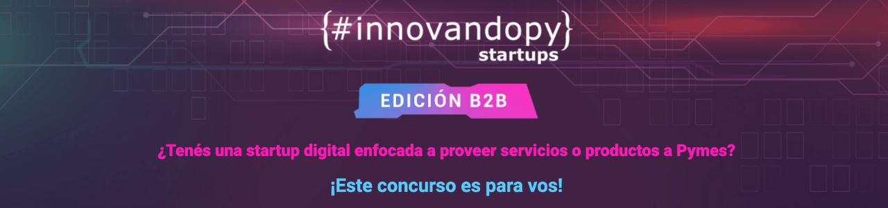 Innovando Py – Startups 2021