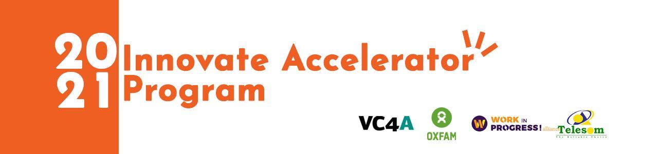 2021 Innovate Accelerator Program