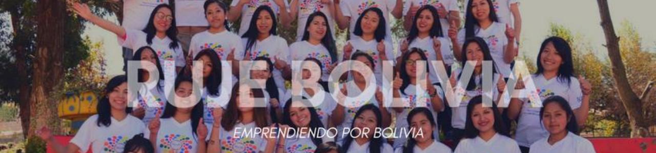 RUJE Bolivia – Red Universitaria de Jóvenes Emprendedores