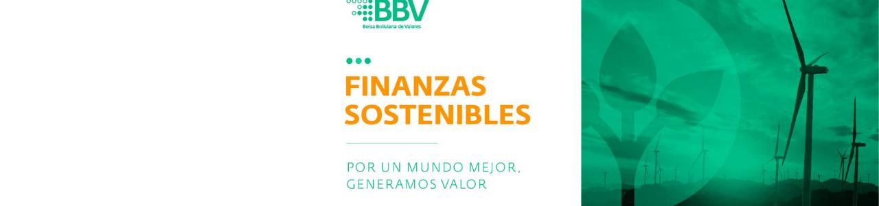 BBV – Bolsa Boliviana de Valores S.A.
