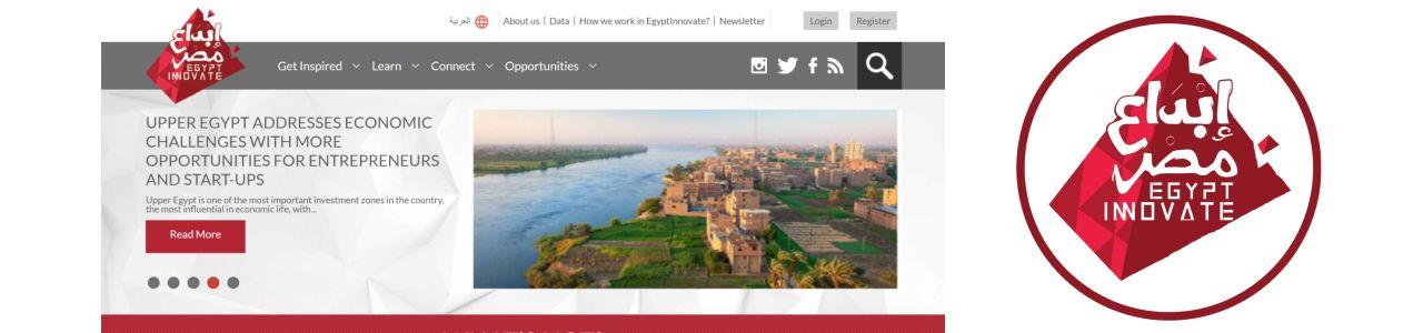 EgyptInnovate Platform