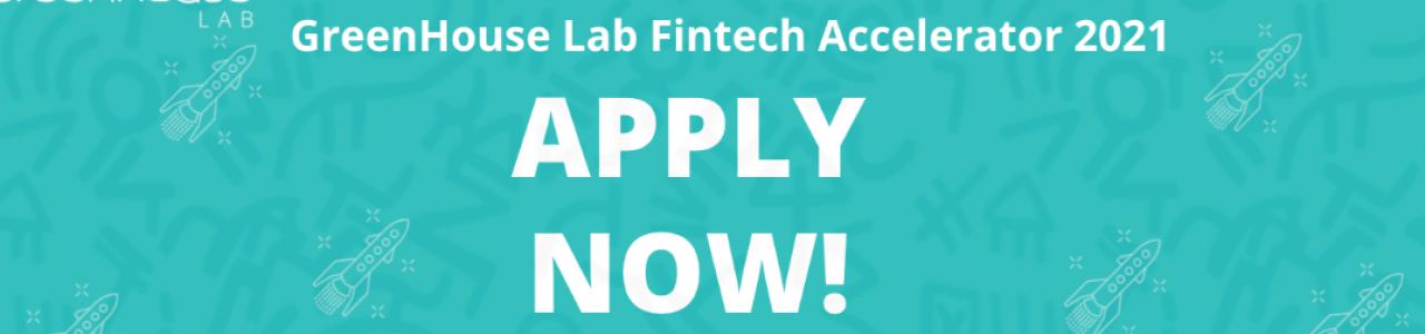GreenHouse Lab Fintech Accelerator 2021