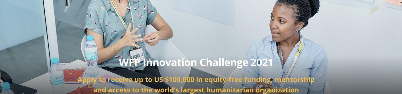 WFP Innovation Challenge 2021