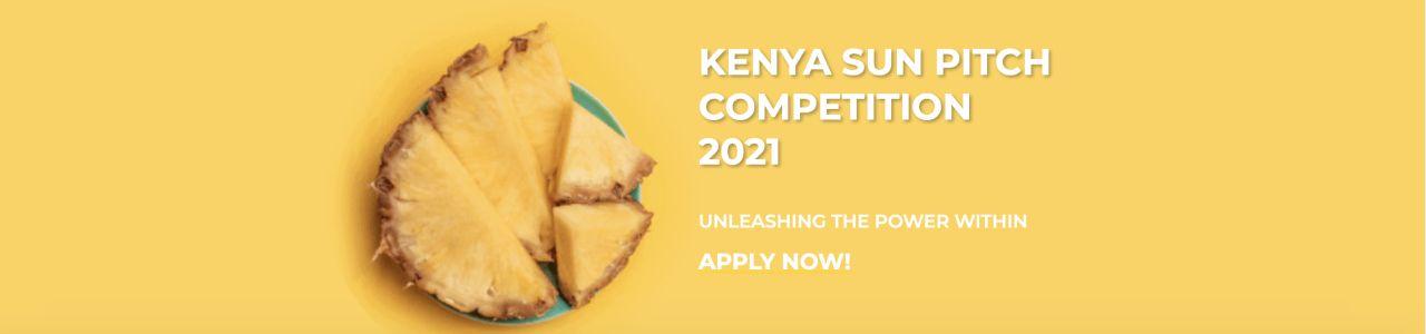 Kenya SUN Pitch Competition 2021