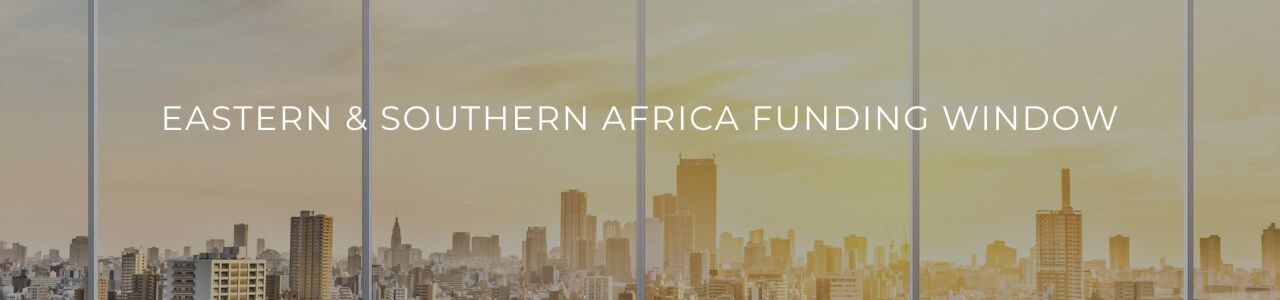 Impact-Linked Finance Fund Eastern and Southern Africa Funding Window
