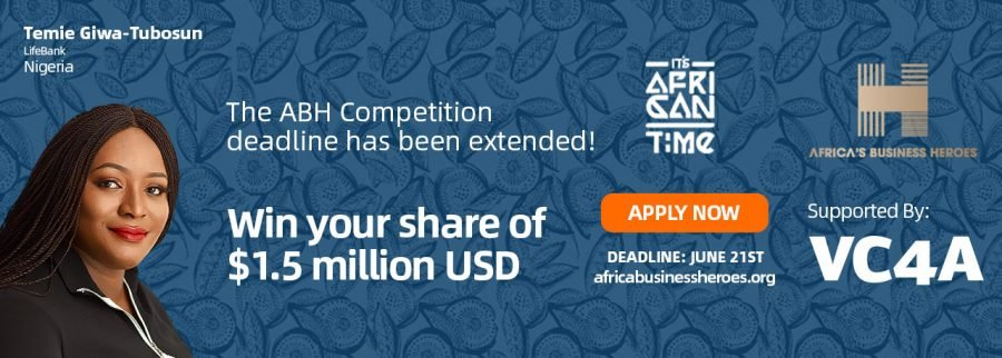 VC4A joins the partner ecosystem of the ABH Prize as application deadline is extended