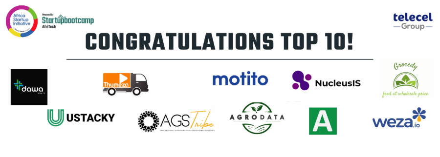 Meet the 10 top startups selected for the ASIP Accelerator 2021
