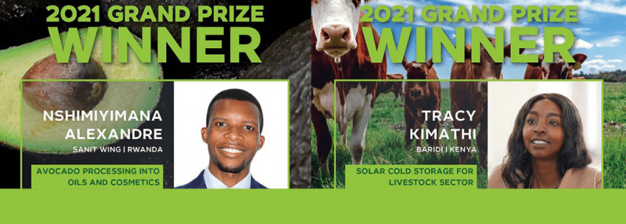 These are the two agrifood changemakers awarded US$ 100,000 in the GoGettaz Agripreneur Prize Competition 2021