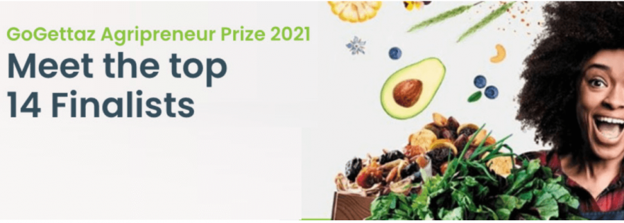 Meet the top 14 Finalists of the GoGettaz Agripreneur Prize 2021