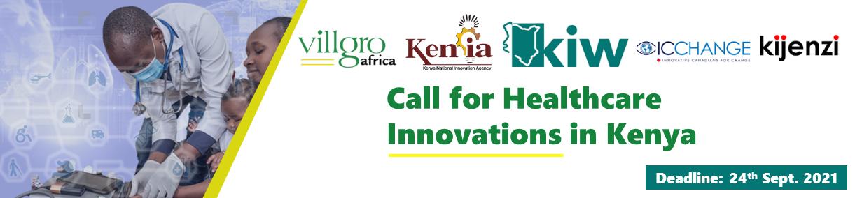 Kenya Healthcare Innovation Program