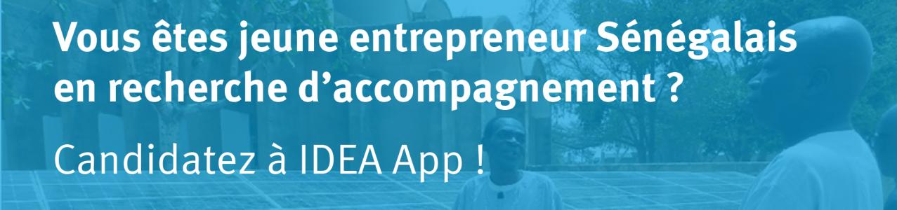 IDEA App Sénégal – UNIDO x Bridge for Billions