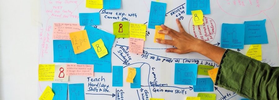 Want to stay relevant in a constantly changing market? This is how design thinking can help