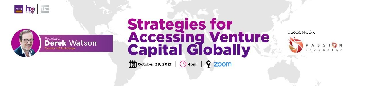 Strategies for Accessing Venture Capital Globally