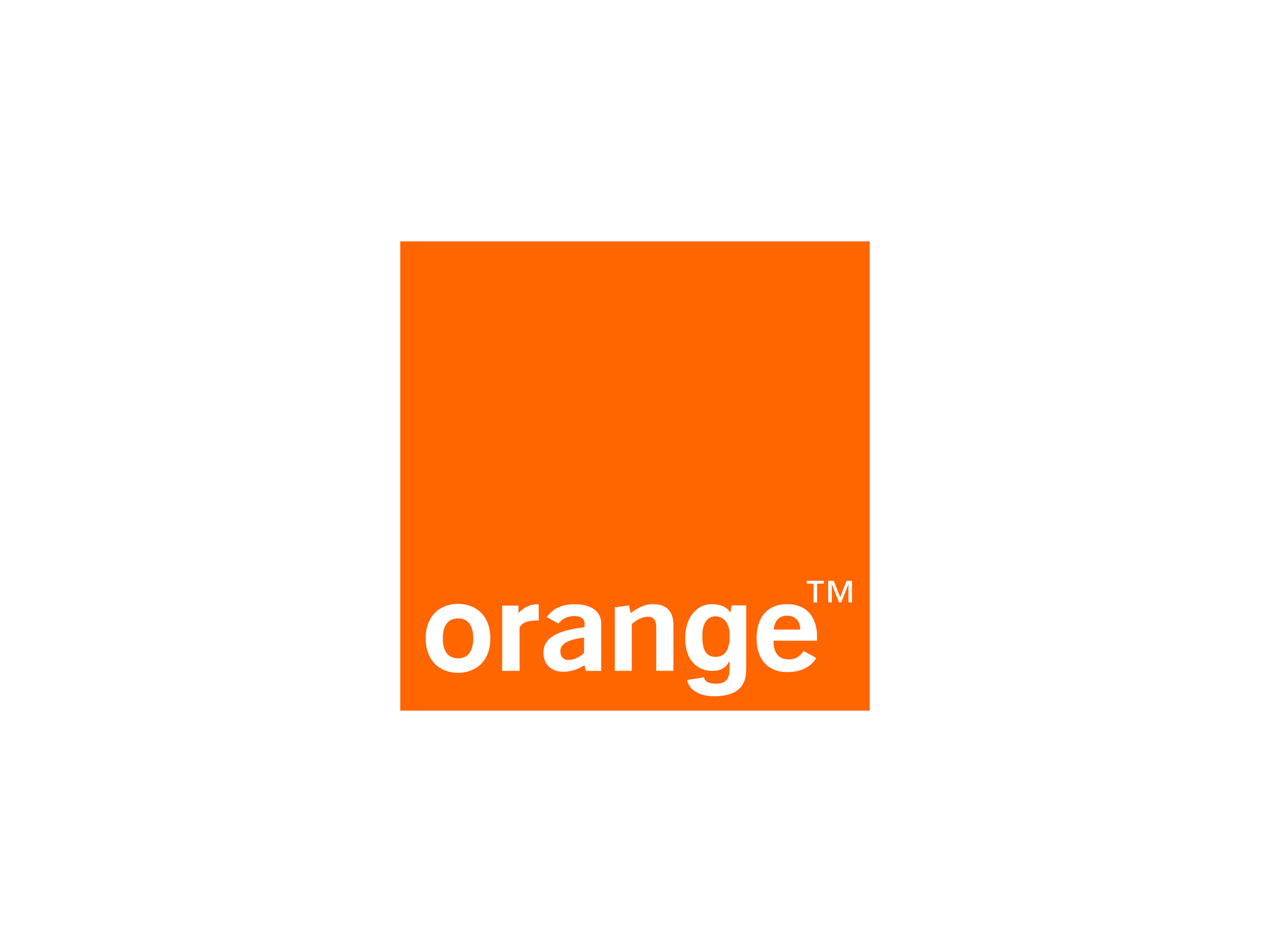 Logo of Orange Telecom