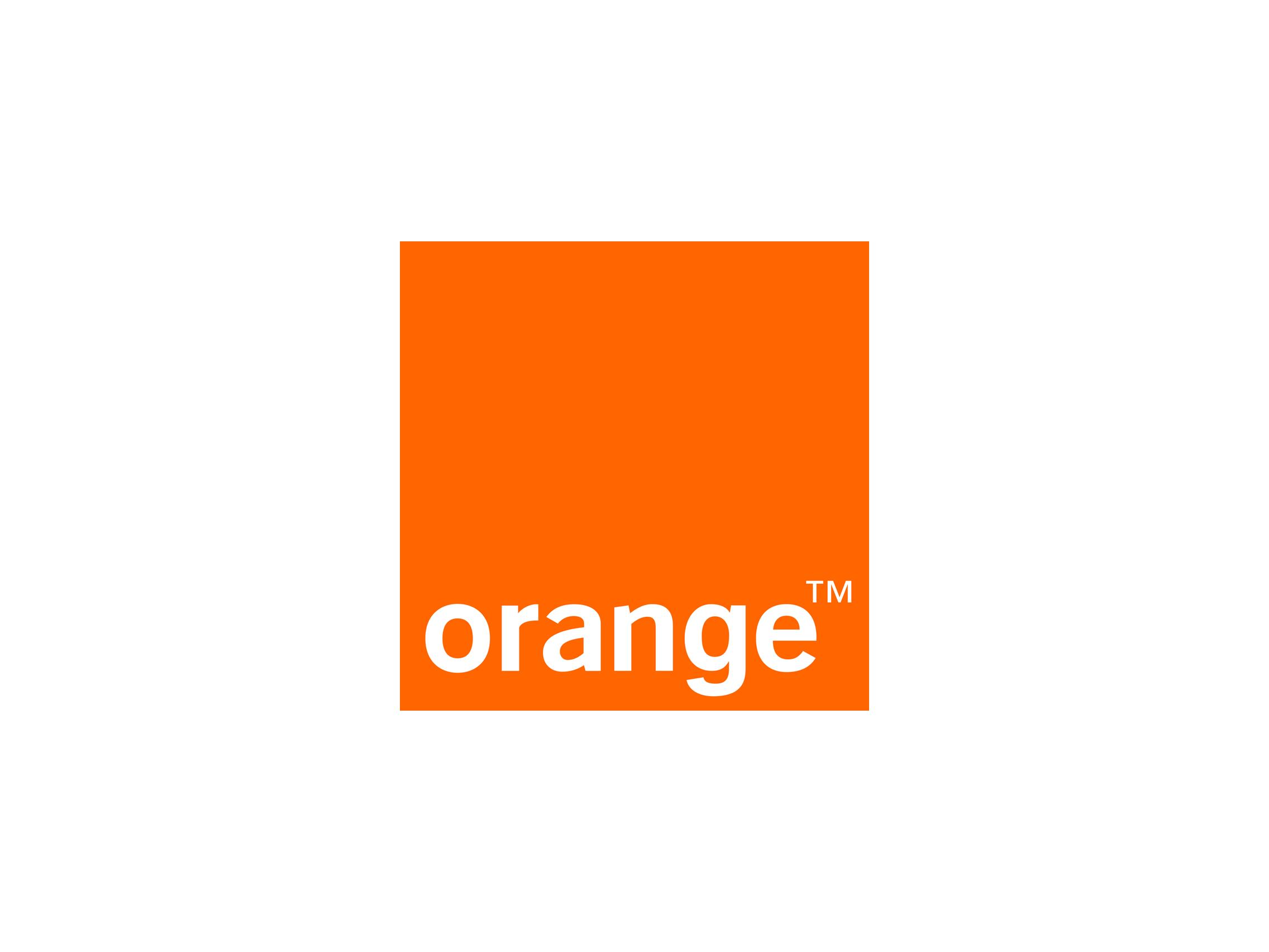 Logo of Orange Telecom
