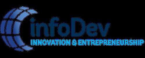 Logo of InfoDev