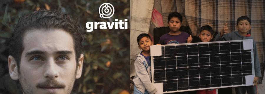 Graviti: el impacto hay que pensarlo en grande