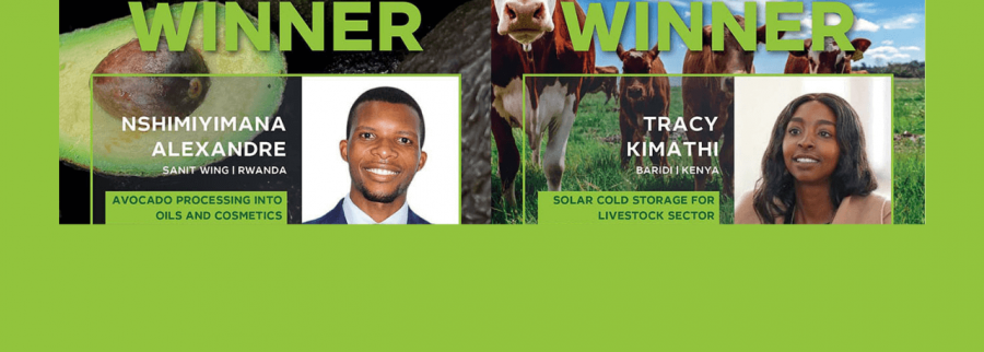 These are the two Young Agrifood Changemakers awarded US$ 100,000 in the GoGettaz Agripreneur Prize Competition 2021